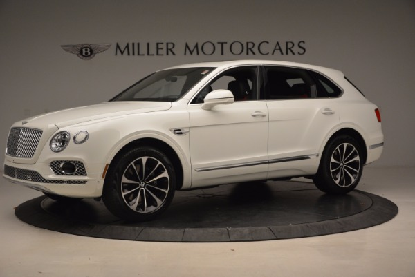 Used 2018 Bentley Bentayga Onyx Edition for sale Sold at Aston Martin of Greenwich in Greenwich CT 06830 2