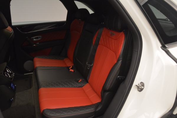 Used 2018 Bentley Bentayga Onyx Edition for sale Sold at Aston Martin of Greenwich in Greenwich CT 06830 23
