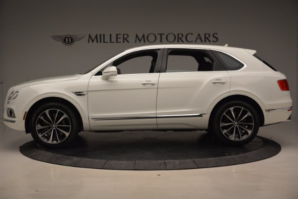 Used 2018 Bentley Bentayga Onyx Edition for sale Sold at Aston Martin of Greenwich in Greenwich CT 06830 3