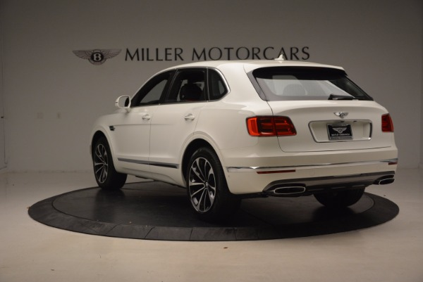 Used 2018 Bentley Bentayga Onyx Edition for sale Sold at Aston Martin of Greenwich in Greenwich CT 06830 5