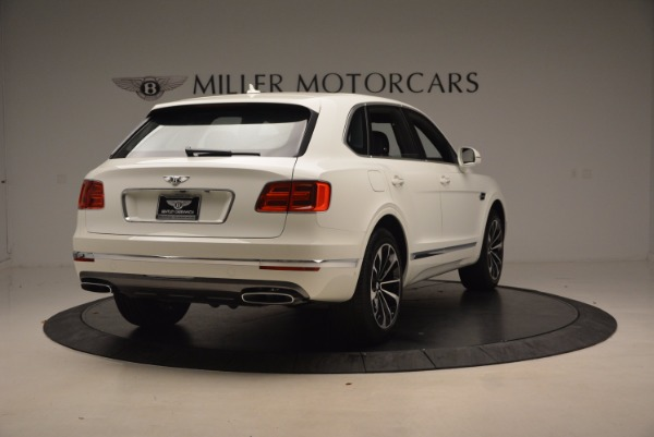 Used 2018 Bentley Bentayga Onyx Edition for sale Sold at Aston Martin of Greenwich in Greenwich CT 06830 7