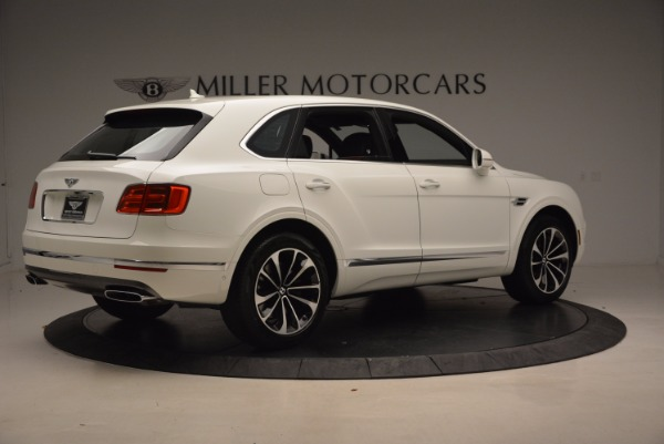 Used 2018 Bentley Bentayga Onyx Edition for sale Sold at Aston Martin of Greenwich in Greenwich CT 06830 8