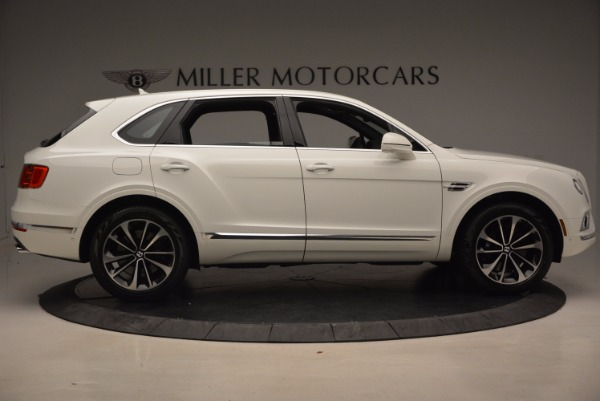 Used 2018 Bentley Bentayga Onyx Edition for sale Sold at Aston Martin of Greenwich in Greenwich CT 06830 9