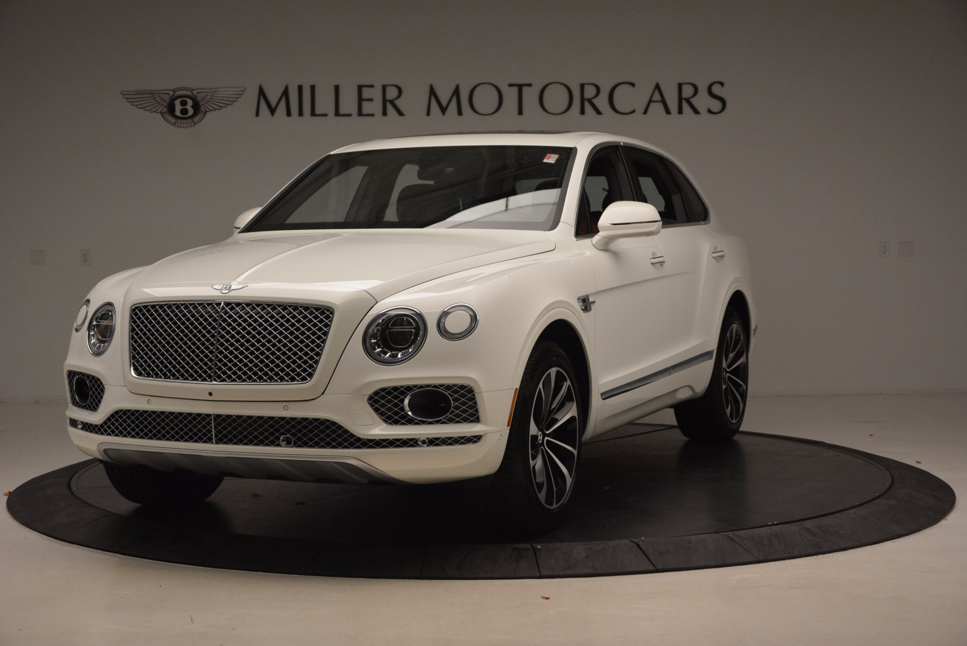 Used 2018 Bentley Bentayga Onyx Edition for sale Sold at Aston Martin of Greenwich in Greenwich CT 06830 1