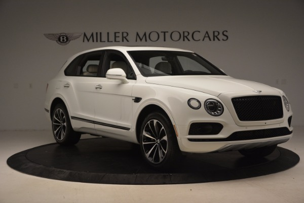 Used 2018 Bentley Bentayga Onyx for sale Sold at Aston Martin of Greenwich in Greenwich CT 06830 11