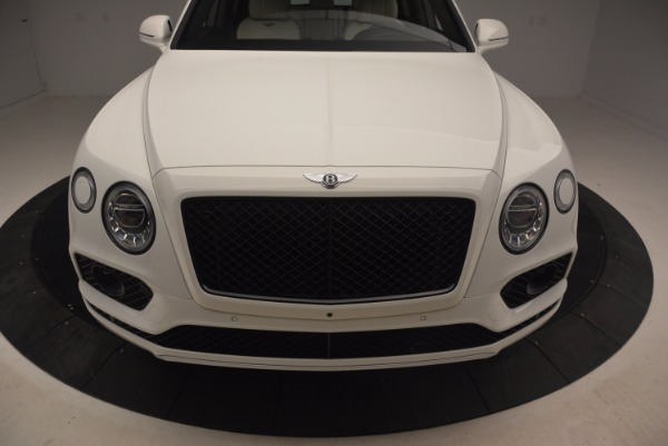 Used 2018 Bentley Bentayga Onyx for sale Sold at Aston Martin of Greenwich in Greenwich CT 06830 13