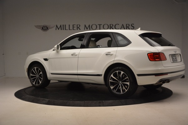 Used 2018 Bentley Bentayga Onyx for sale Sold at Aston Martin of Greenwich in Greenwich CT 06830 4