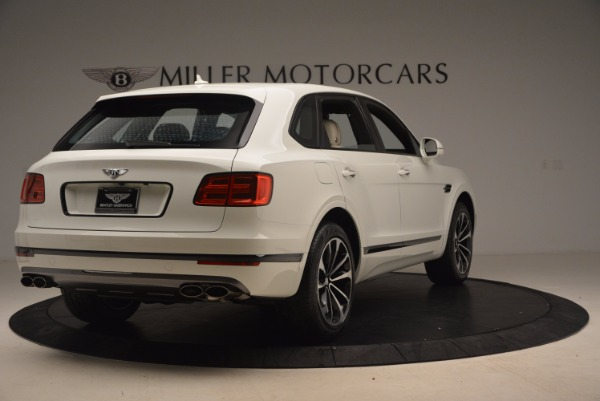 Used 2018 Bentley Bentayga Onyx for sale Sold at Aston Martin of Greenwich in Greenwich CT 06830 7