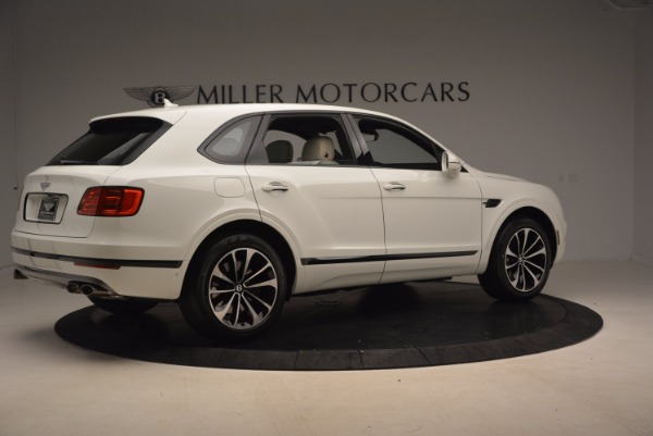 Used 2018 Bentley Bentayga Onyx for sale Sold at Aston Martin of Greenwich in Greenwich CT 06830 8
