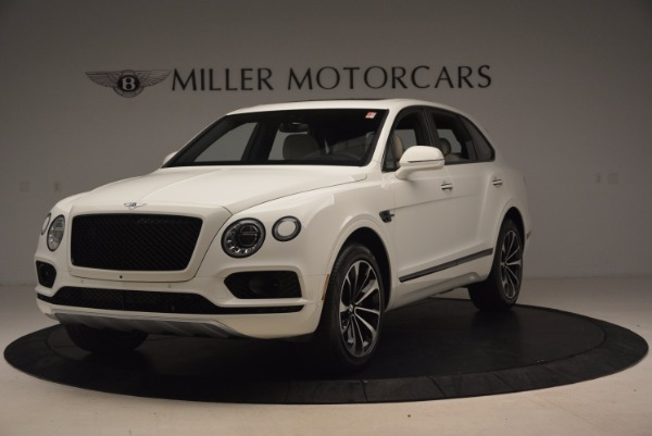 Used 2018 Bentley Bentayga Onyx for sale Sold at Aston Martin of Greenwich in Greenwich CT 06830 1