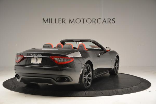 New 2016 Maserati GranTurismo Convertible Sport for sale Sold at Aston Martin of Greenwich in Greenwich CT 06830 13
