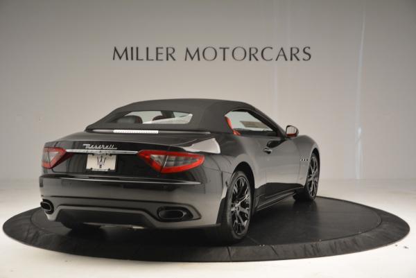 New 2016 Maserati GranTurismo Convertible Sport for sale Sold at Aston Martin of Greenwich in Greenwich CT 06830 14
