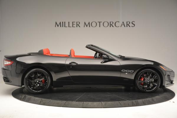 New 2016 Maserati GranTurismo Convertible Sport for sale Sold at Aston Martin of Greenwich in Greenwich CT 06830 17