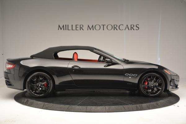 New 2016 Maserati GranTurismo Convertible Sport for sale Sold at Aston Martin of Greenwich in Greenwich CT 06830 18