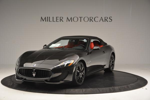 New 2016 Maserati GranTurismo Convertible Sport for sale Sold at Aston Martin of Greenwich in Greenwich CT 06830 2