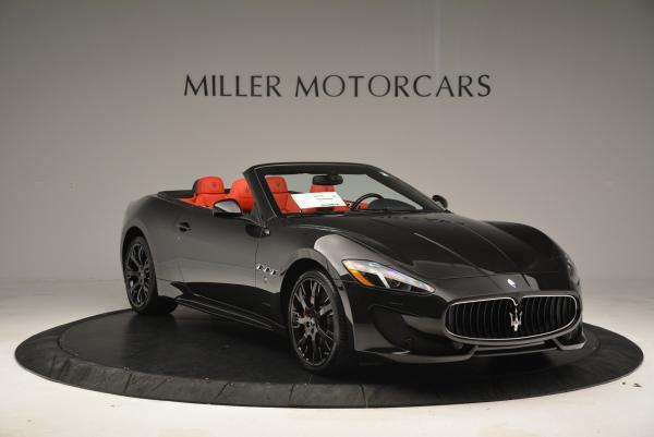 New 2016 Maserati GranTurismo Convertible Sport for sale Sold at Aston Martin of Greenwich in Greenwich CT 06830 21