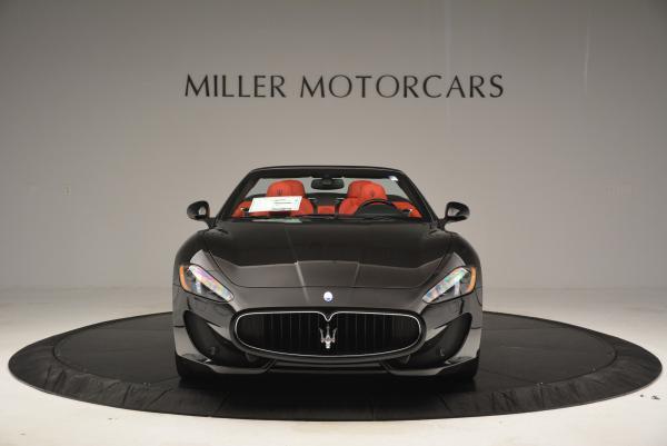 New 2016 Maserati GranTurismo Convertible Sport for sale Sold at Aston Martin of Greenwich in Greenwich CT 06830 23