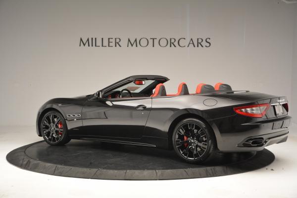 New 2016 Maserati GranTurismo Convertible Sport for sale Sold at Aston Martin of Greenwich in Greenwich CT 06830 7