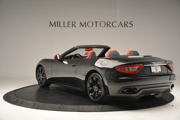 New 2016 Maserati GranTurismo Convertible Sport for sale Sold at Aston Martin of Greenwich in Greenwich CT 06830 9