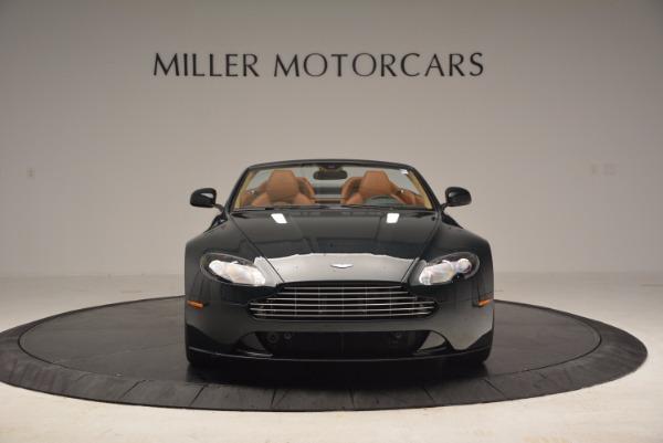 Used 2016 Aston Martin V8 Vantage S Roadster for sale Sold at Aston Martin of Greenwich in Greenwich CT 06830 12