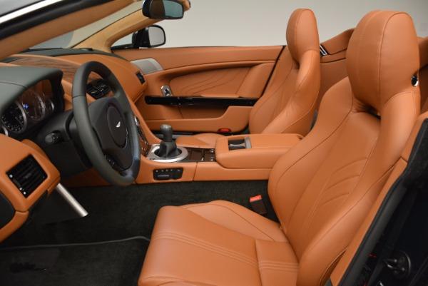 Used 2016 Aston Martin V8 Vantage S Roadster for sale Sold at Aston Martin of Greenwich in Greenwich CT 06830 19
