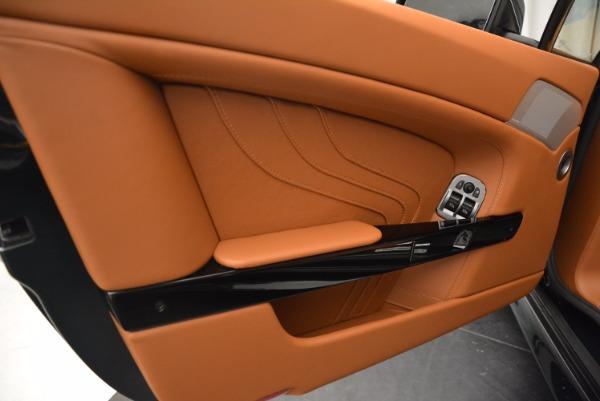 Used 2016 Aston Martin V8 Vantage S Roadster for sale Sold at Aston Martin of Greenwich in Greenwich CT 06830 22