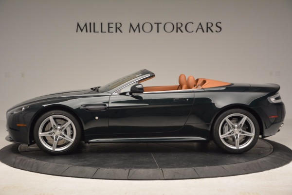 Used 2016 Aston Martin V8 Vantage S Roadster for sale Sold at Aston Martin of Greenwich in Greenwich CT 06830 3