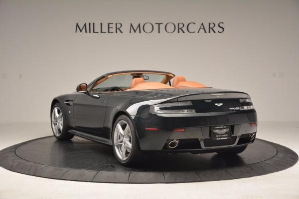 Used 2016 Aston Martin V8 Vantage S Roadster for sale Sold at Aston Martin of Greenwich in Greenwich CT 06830 5
