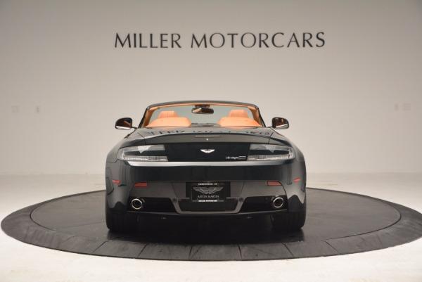 Used 2016 Aston Martin V8 Vantage S Roadster for sale Sold at Aston Martin of Greenwich in Greenwich CT 06830 6