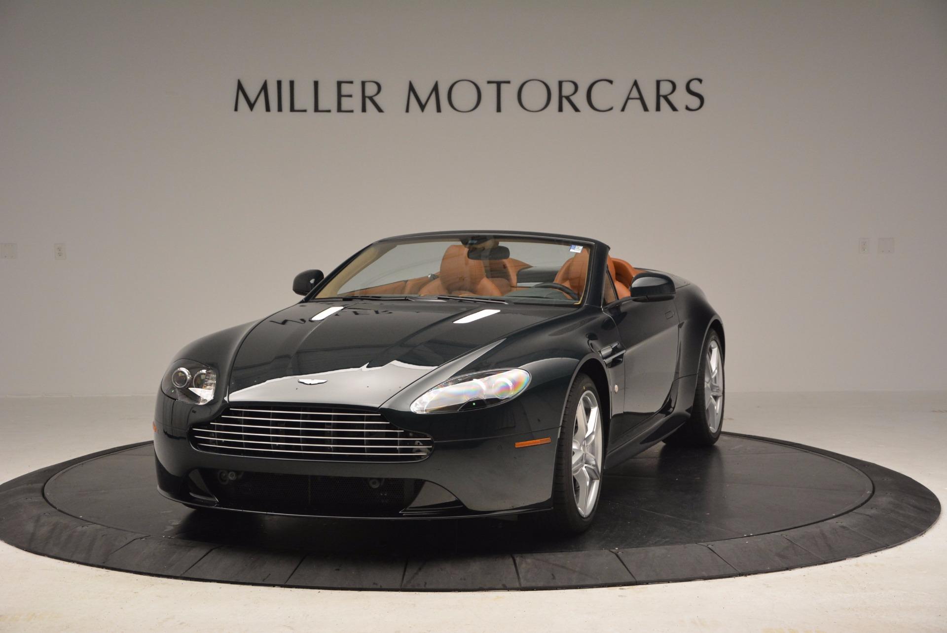 Used 2016 Aston Martin V8 Vantage S Roadster for sale Sold at Aston Martin of Greenwich in Greenwich CT 06830 1