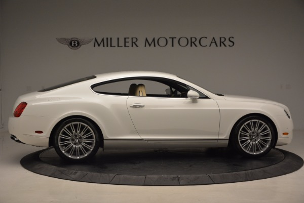 Used 2008 Bentley Continental GT Speed for sale Sold at Aston Martin of Greenwich in Greenwich CT 06830 10