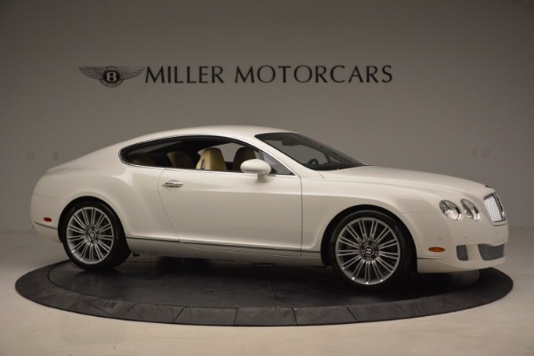 Used 2008 Bentley Continental GT Speed for sale Sold at Aston Martin of Greenwich in Greenwich CT 06830 11