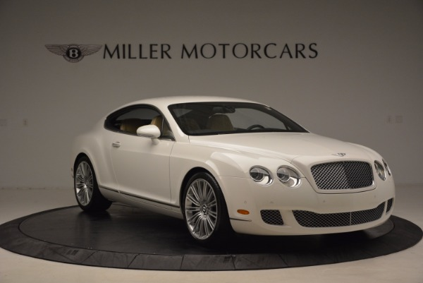 Used 2008 Bentley Continental GT Speed for sale Sold at Aston Martin of Greenwich in Greenwich CT 06830 12