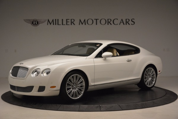 Used 2008 Bentley Continental GT Speed for sale Sold at Aston Martin of Greenwich in Greenwich CT 06830 2