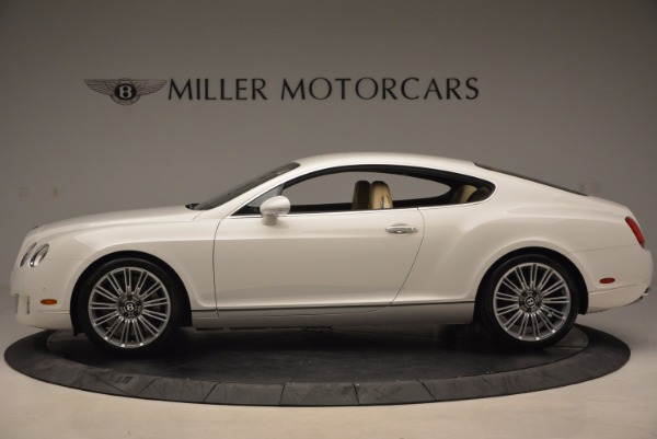Used 2008 Bentley Continental GT Speed for sale Sold at Aston Martin of Greenwich in Greenwich CT 06830 3