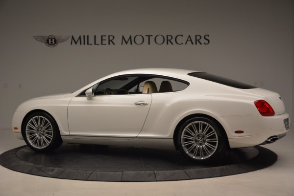 Used 2008 Bentley Continental GT Speed for sale Sold at Aston Martin of Greenwich in Greenwich CT 06830 4