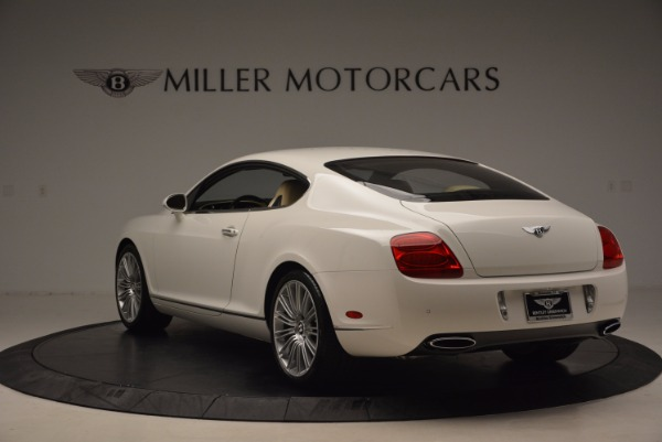 Used 2008 Bentley Continental GT Speed for sale Sold at Aston Martin of Greenwich in Greenwich CT 06830 6