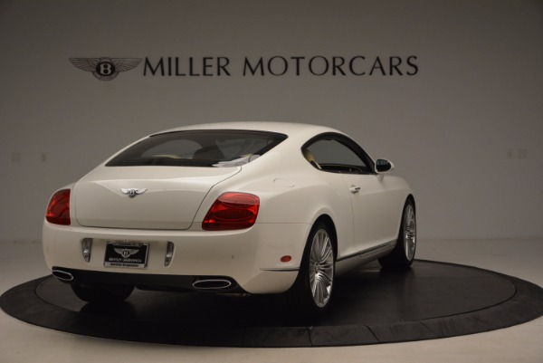 Used 2008 Bentley Continental GT Speed for sale Sold at Aston Martin of Greenwich in Greenwich CT 06830 8