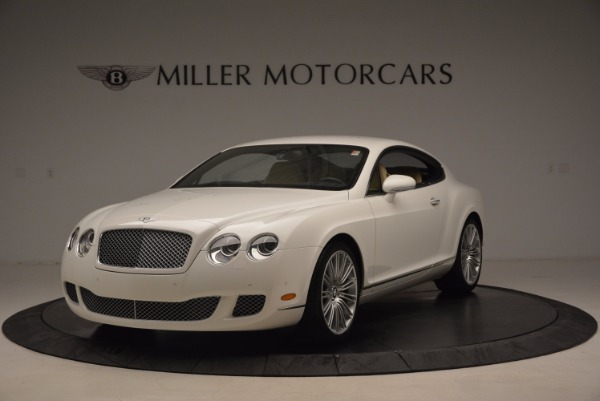 Used 2008 Bentley Continental GT Speed for sale Sold at Aston Martin of Greenwich in Greenwich CT 06830 1