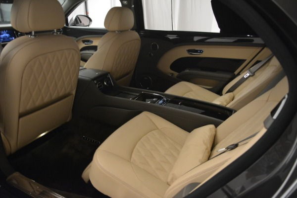 Used 2017 Bentley Mulsanne EWB for sale Sold at Aston Martin of Greenwich in Greenwich CT 06830 17