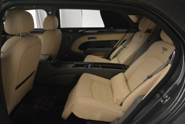 Used 2017 Bentley Mulsanne EWB for sale Sold at Aston Martin of Greenwich in Greenwich CT 06830 18