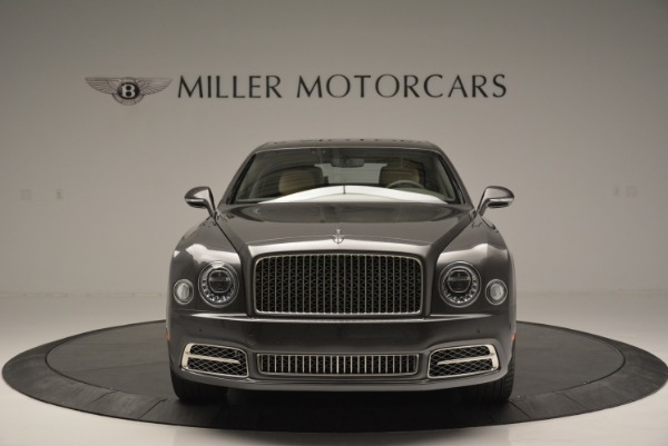 Used 2017 Bentley Mulsanne EWB for sale Sold at Aston Martin of Greenwich in Greenwich CT 06830 2