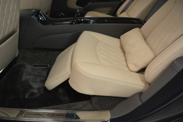 Used 2017 Bentley Mulsanne EWB for sale Sold at Aston Martin of Greenwich in Greenwich CT 06830 21