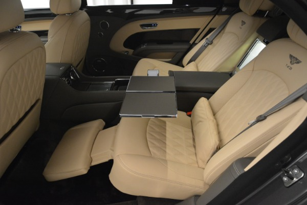 Used 2017 Bentley Mulsanne EWB for sale Sold at Aston Martin of Greenwich in Greenwich CT 06830 26
