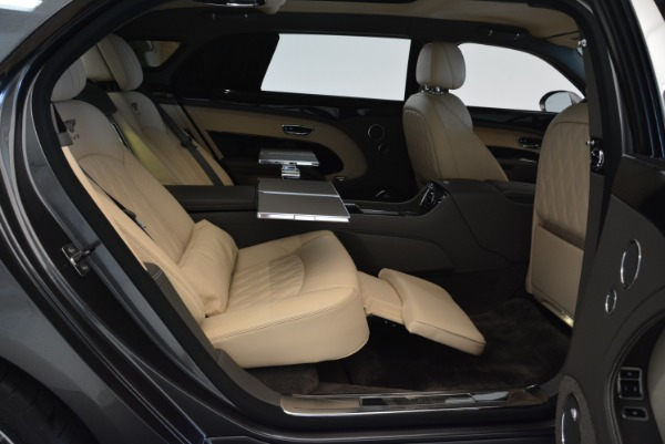 Used 2017 Bentley Mulsanne EWB for sale Sold at Aston Martin of Greenwich in Greenwich CT 06830 27