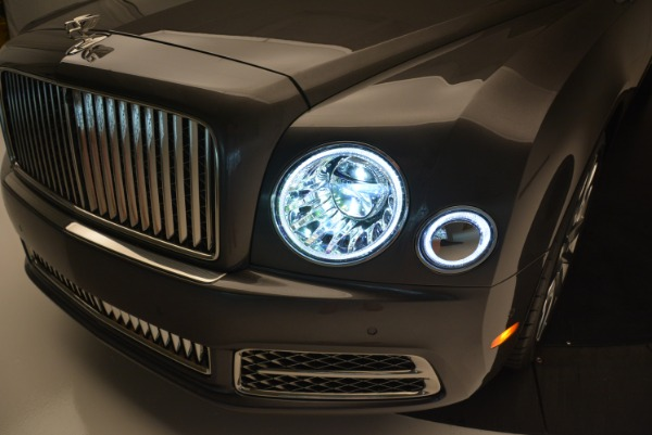 Used 2017 Bentley Mulsanne EWB for sale Sold at Aston Martin of Greenwich in Greenwich CT 06830 5
