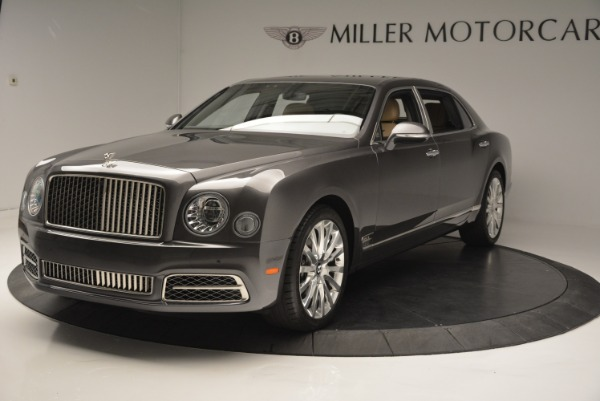 Used 2017 Bentley Mulsanne EWB for sale Sold at Aston Martin of Greenwich in Greenwich CT 06830 1