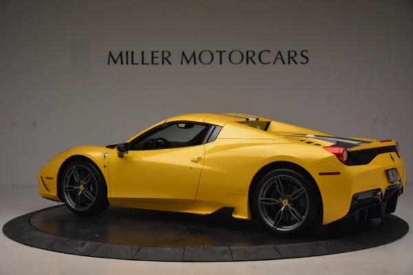 Used 2015 Ferrari 458 Speciale Aperta for sale Sold at Aston Martin of Greenwich in Greenwich CT 06830 15