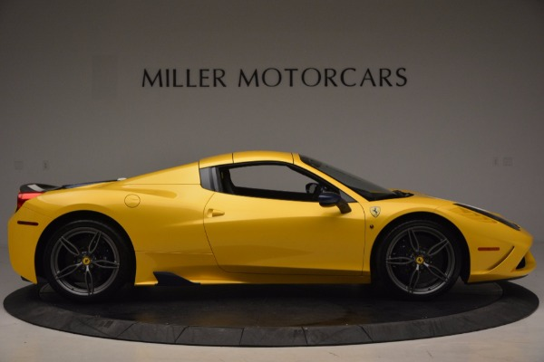 Used 2015 Ferrari 458 Speciale Aperta for sale Sold at Aston Martin of Greenwich in Greenwich CT 06830 18