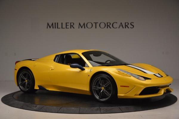 Used 2015 Ferrari 458 Speciale Aperta for sale Sold at Aston Martin of Greenwich in Greenwich CT 06830 19
